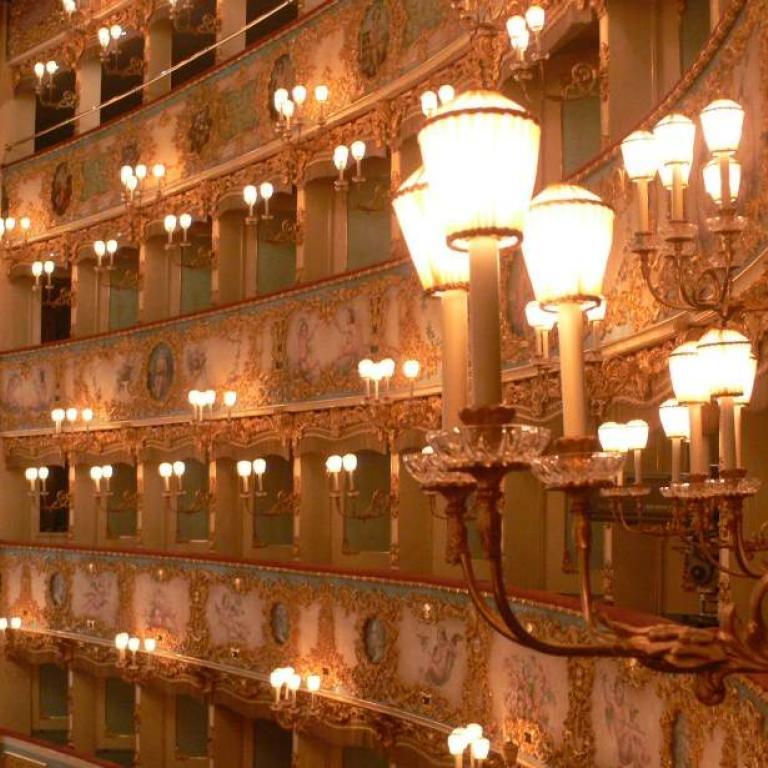 Opernhaus Teatro La Fenice